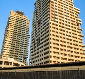 タワーマンションの写真
