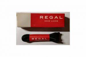 靴ひも|丸紐 ブラック 81cm 4本(regal)