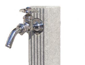 散水栓の写真