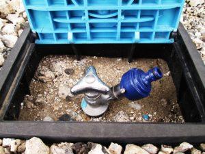 散水栓の写真2